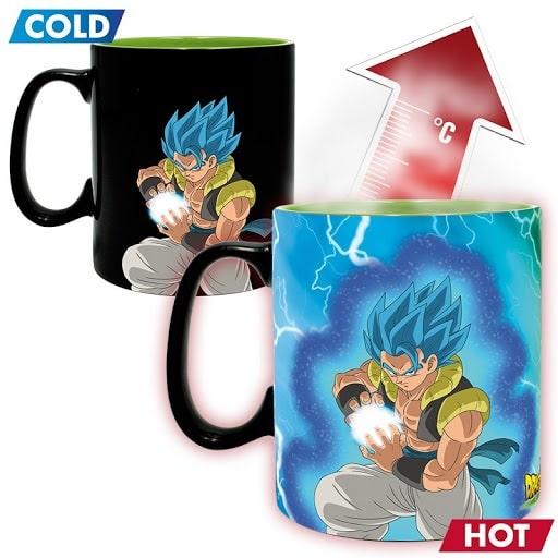taza-gogeta-blue-dbz super