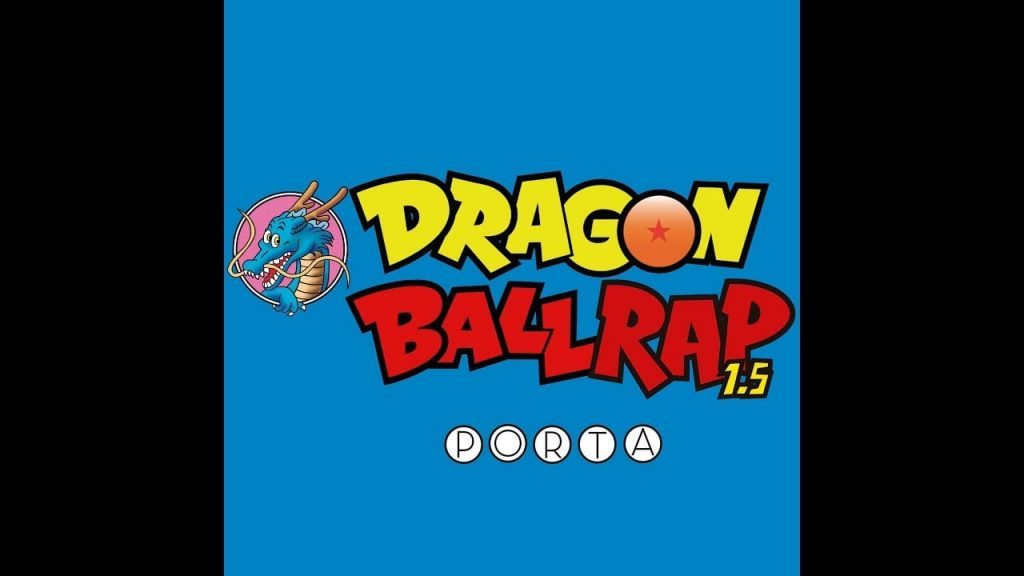 dragon ball porta rap